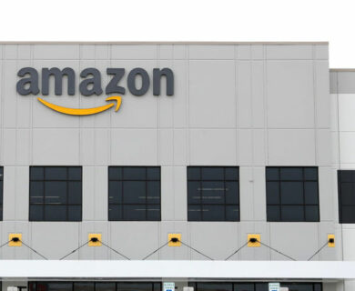amazon fulfillment center electrical contractor